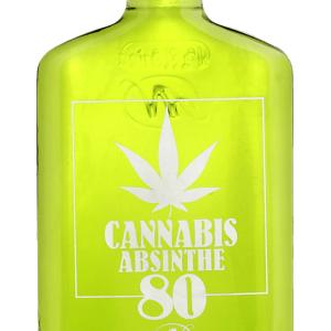 Absenta 80 Cannabis Petaca 20cl