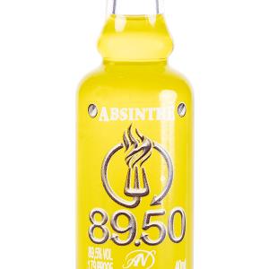 Absenta 89,5 Yellow Miniatura 4cl