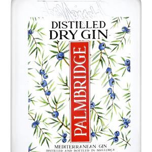 Gin Palmbridge Petaca Plástico 35cl