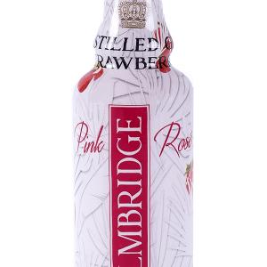 Gin Palmbridge Fresa Miniatura 4cl