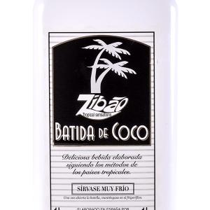 Batida de Coco Petaca Plástico 1 Litro