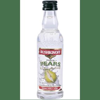Vodka Rushkinoff Pera Miniatura 4cl