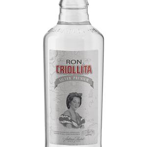 Ron Criollita Silver Premium Blanco 70cl
