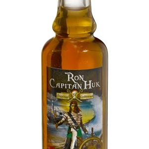 Ron Capitán Huk Spiced Miniatura 4cl