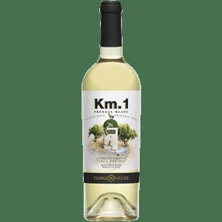 Km. 1 Blanco Prensal Ecológico 75cl