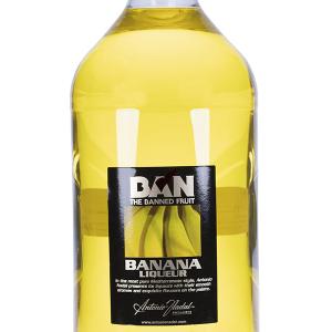 Licor Ban Banana Plástico 3 Litros