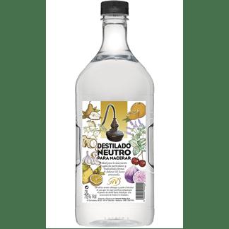 Destilado Neutro 75% 3 Litros Plástico