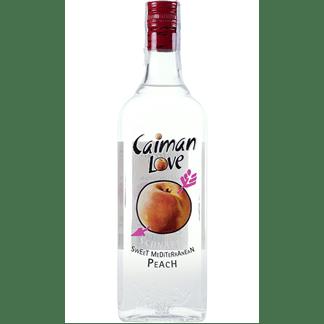 Licor Caimán Love Melocotón 70cl