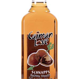 Licor Caimán Love Avellana 70cl