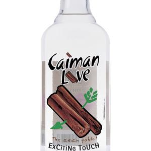 Licor Caimán Love Canela 70cl
