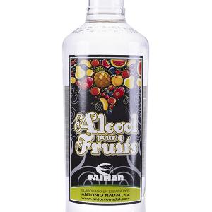 Alcohol Caimán Pour Fruits 38 1 Litro