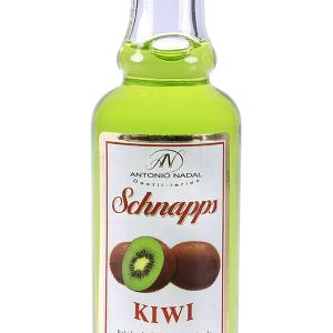 Chupito Schnapps Kiwi Miniatura 4cl
