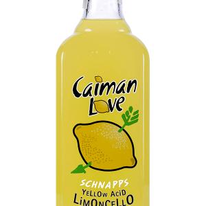 Licor Caimán Love Limoncello 70cl