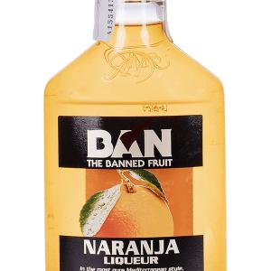 Licor Ban Naranja Petaca 35cl