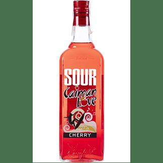 Licor Sour Caimán Love Cherry 70cl