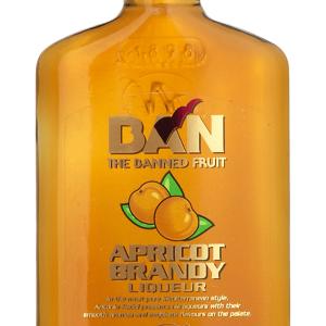 Licor Ban Apricot Brandy Petaca 20cl