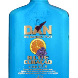 Licor Ban Blue Curaçao Petaca 20cl