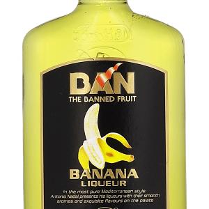 Licor Ban Banana Petaca 20cl