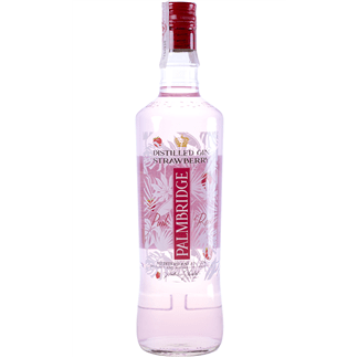 Gin Palmbridge Fresa 1 Litro