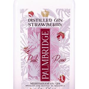 Gin Palmbridge Fresa Plástico 1 Litro