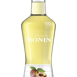 Licor-Crema Monin Melocotón 70cl
