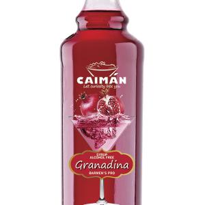 Jarabe Caimán Granadina 1 Litro