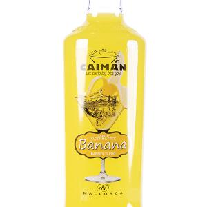 Jarabe Caimán Banana 1 litro