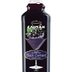 Jarabe Caimán Blackcurrant 1 Litro