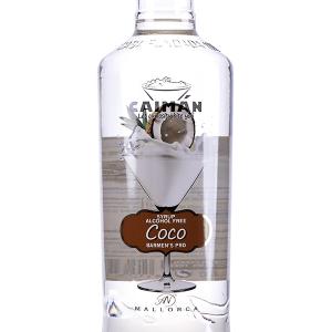 Jarabe Caimán Coco sin Alcohol 1 Litro