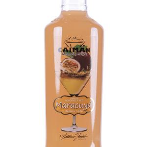 Jarabe Caimán Maracuya 1 Litro