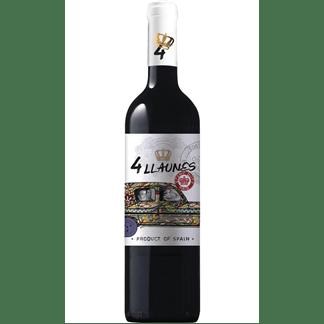 4 Llaunes Tinto 75cl
