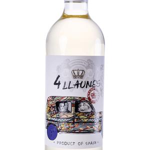 4 Llaunes Blanco 75cl