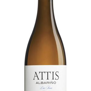 Attis Blanco Albariño Lías Finas 75cl