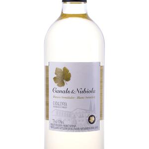 Canals & Nubiola Blanco Semi Dulce 75cl