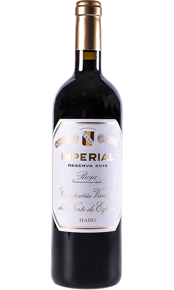 Cune Imperial Tinto Reserva 75cl