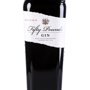 Gin Fifty Pounds 70cl