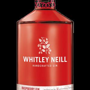 Gin Whitley Neill Raspbery 70cl
