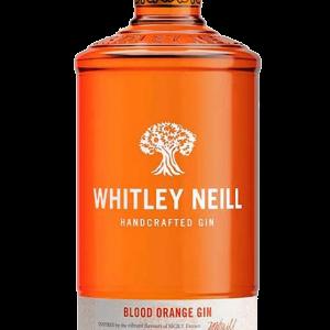 Gin Whitley Neill Blood Orange 70cl