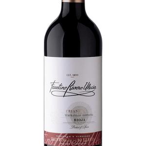 Faustino Rivero Tinto Crianza Rioja 75cl