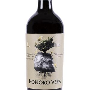 Honoro Vera Tinto Ecológico 75cl