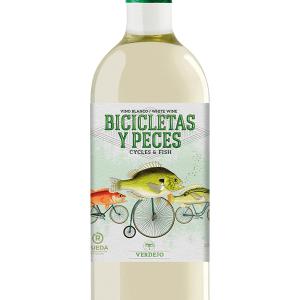 Bicicletas y Peces Blanco Verdejo 75cl