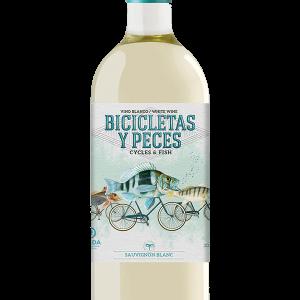 Bicicletas y Peces Blanco Sauvignon Blanc 75cl