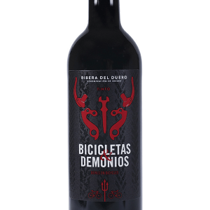 Bicicletas & Demonios Tinto 75cl
