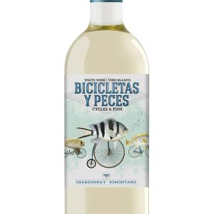 Bicicletas y Peces Blanco Chardonnay 75cl
