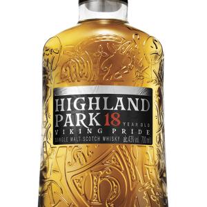 Whisky Highland Park 18 Años 70cl
