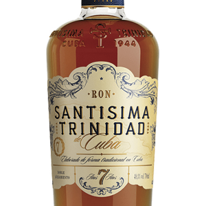 Ron Santisima Trinidad 7 Años 70cl