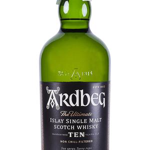 Whisky Ardbeg 10 Años Malta 70cl