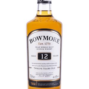 Bowmore 12 Años Malt