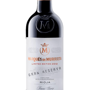 Marqués de Murrieta Gran Reserva 2012 75cl