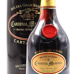 Brandy Cardenal Mendoza Carta Real 70cl